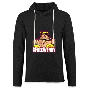 #FreeWendy - Light Unisex Sweatshirt Hoodie