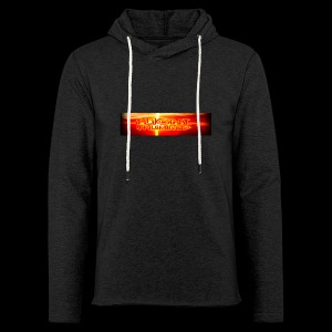 Flight Unlimited - Leichtes Kapuzensweatshirt Unisex
