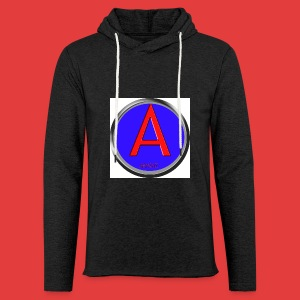 Abnoiz profile merch - Leichtes Kapuzensweatshirt Unisex
