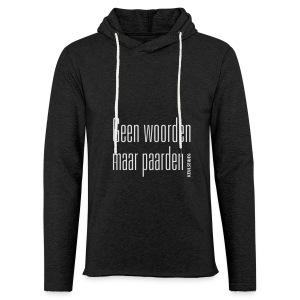 GWMP - Lichte hoodie unisex
