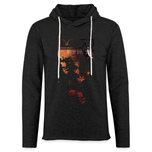 Women's shirt Leaves - Light Unisex Sweatshirt Hoodie