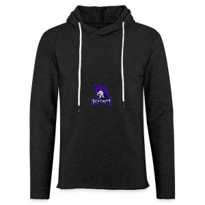 serverityggpnglogo-clothing - Light Unisex Sweatshirt Hoodie