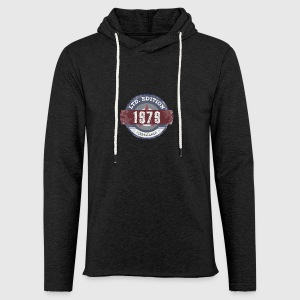 LtdEdition 1979 - Light Unisex Sweatshirt Hoodie