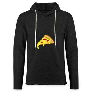 If it fits my macros Pizza - Lichte hoodie unisex