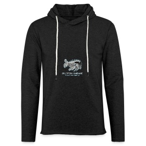 SplitFish Gameware Collection - Leichtes Kapuzensweatshirt Unisex