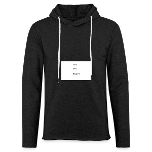 This Will Happen - Light Unisex Sweatshirt Hoodie