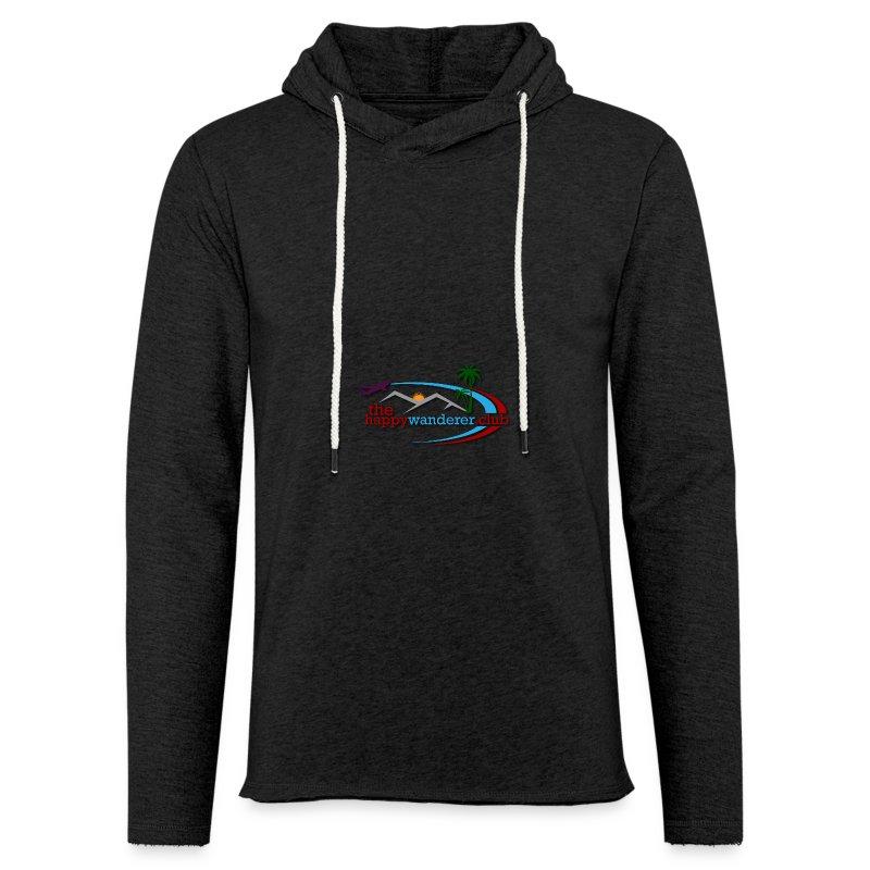The Happy Wanderer Club - Light Unisex Sweatshirt Hoodie