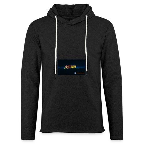 OhrBit Logo - Leichtes Kapuzensweatshirt Unisex