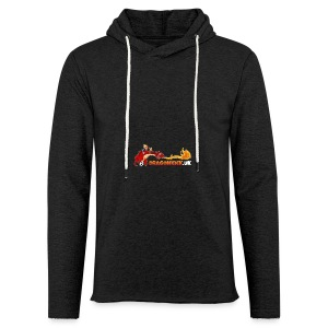 DRAGONKICK.UK - Light Unisex Sweatshirt Hoodie