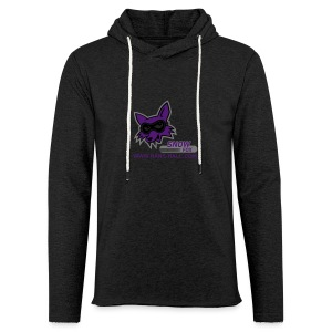 SnowFox - Leichtes Kapuzensweatshirt Unisex
