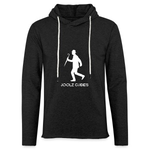 Joolz Guides White Logo - Light Unisex Sweatshirt Hoodie