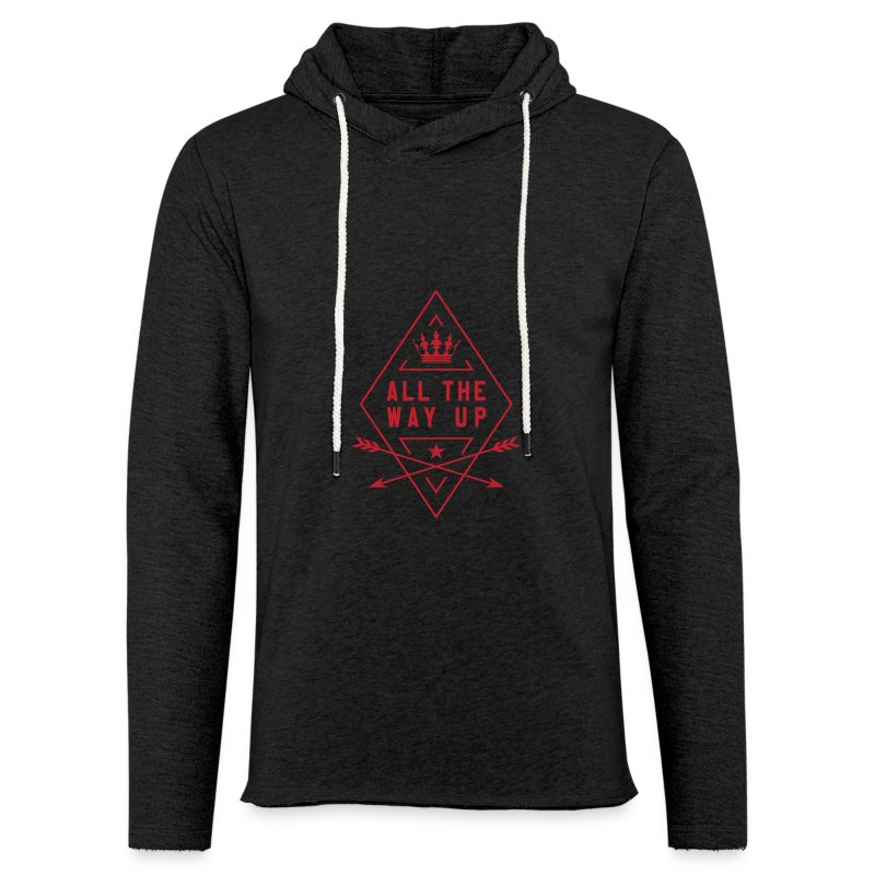 atwu_red - Light Unisex Sweatshirt Hoodie