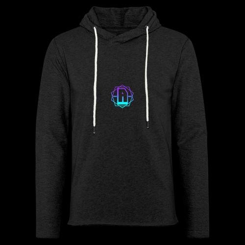 'A' Design Blue Edition - Light Unisex Sweatshirt Hoodie