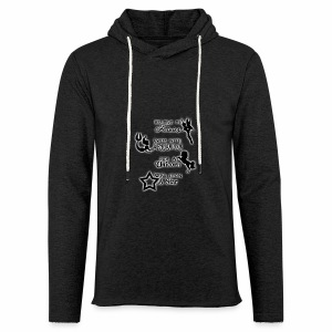 Fairies, Unicorns, Mermaids and Stars - Light Unisex Sweatshirt Hoodie