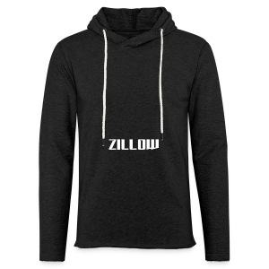 Zillow - Light Unisex Sweatshirt Hoodie