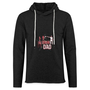 The cooking Dad - Leichtes Kapuzensweatshirt Unisex