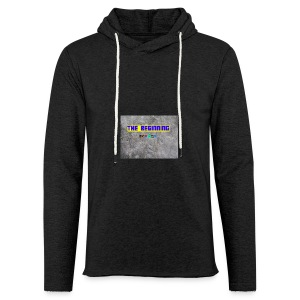 The Beginning - Light Unisex Sweatshirt Hoodie