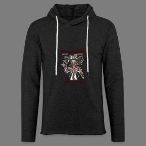 legion_line_up_final_ - Lichte hoodie unisex