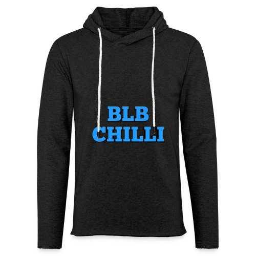 BLB CHILLI - Leichtes Kapuzensweatshirt Unisex