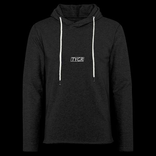 TYGR Box Design - Light Unisex Sweatshirt Hoodie