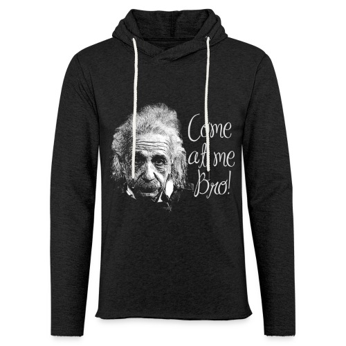 Einstein - Light Unisex Sweatshirt Hoodie
