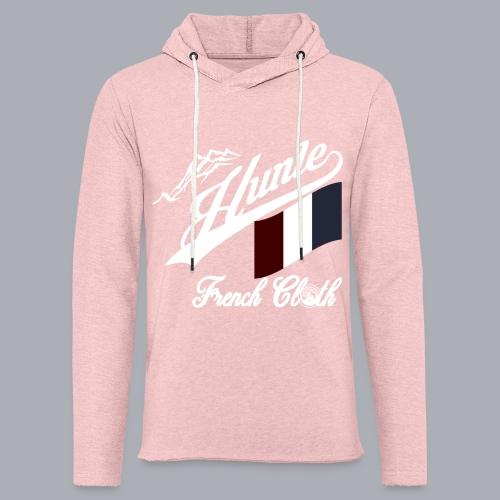 HnL Hunle n°4 - Sweat-shirt à capuche léger unisexe