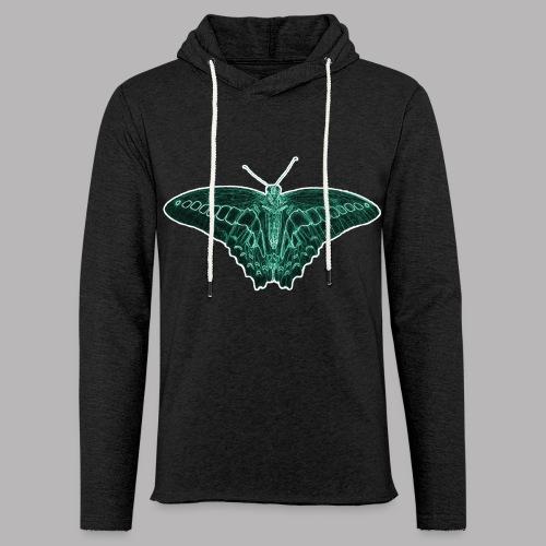 MOTH - Light Unisex Sweatshirt Hoodie