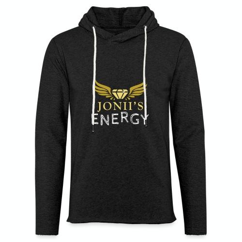 Jonii´s Energy - Leichtes Kapuzensweatshirt Unisex