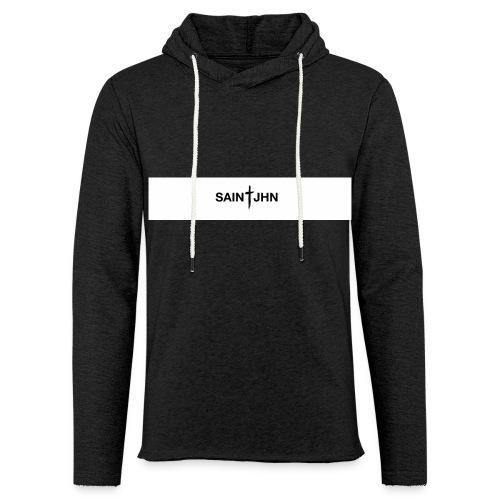Saint JHN BOGO - Let sweatshirt med hætte, unisex