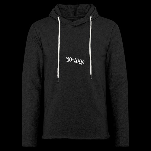 The Black Edition - Leichtes Kapuzensweatshirt Unisex