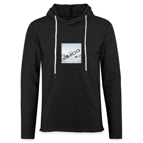 Fresh and Nice SMOG - Leichtes Kapuzensweatshirt Unisex