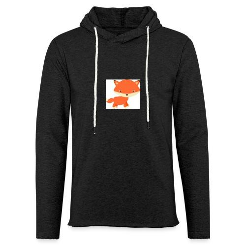 fox_1 - Lichte hoodie unisex
