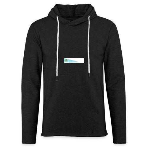 mycl flag - Sweat-shirt à capuche léger unisexe