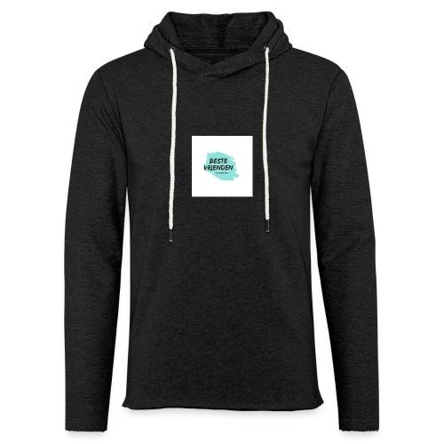 beste vriendeSpace - Lichte hoodie unisex