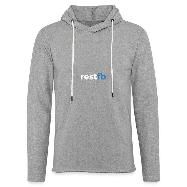 RestFB logo white