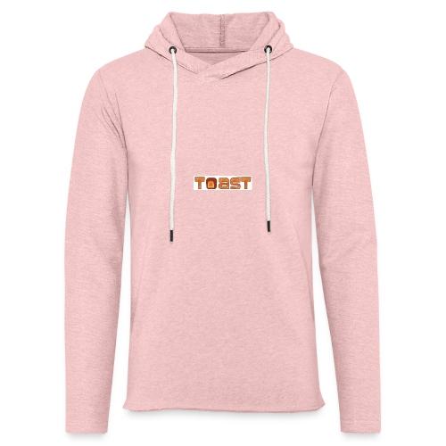 Toast Muismat - Lichte hoodie unisex
