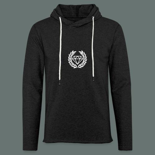 White Diamond - Light Unisex Sweatshirt Hoodie