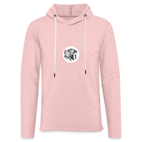 Treat me well - Let sweatshirt med hætte, unisex