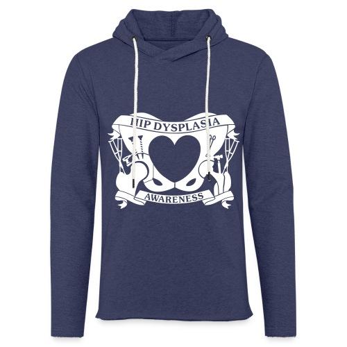 Hip Dysplasia Awareness - Light Unisex Sweatshirt Hoodie