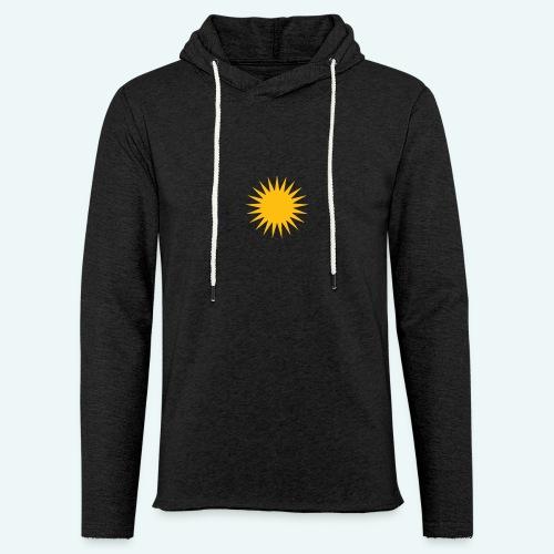 PARMA SUN - Let sweatshirt med hætte, unisex