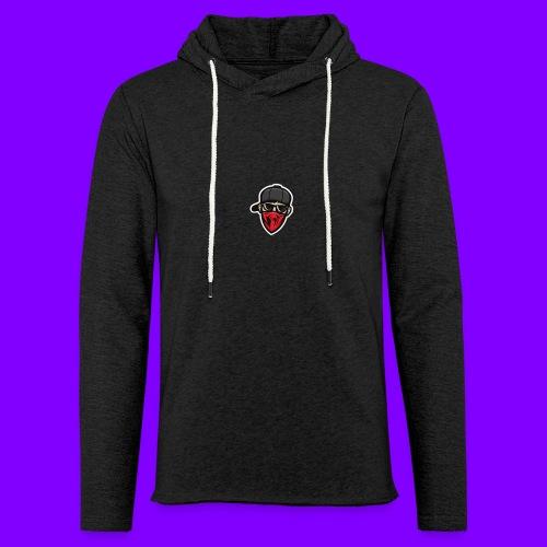 MKM TV's Logo - Light Unisex Sweatshirt Hoodie