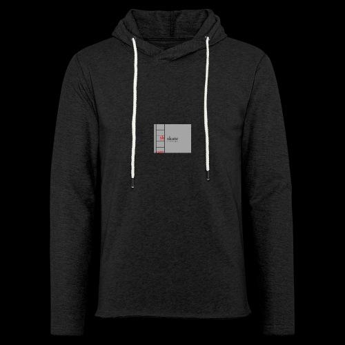 freez logo - Sweat-shirt à capuche léger unisexe