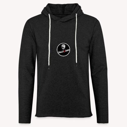 motorcycle Logo 2 - Light Unisex Sweatshirt Hoodie