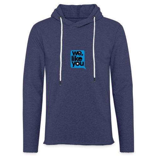 WLY SpeechBubble - Light Unisex Sweatshirt Hoodie