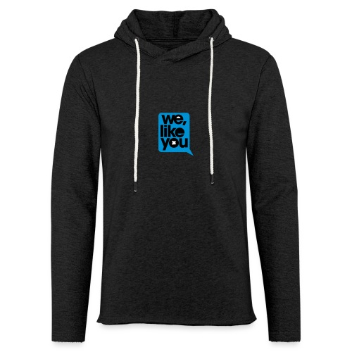 WLY SpeechBubble - Light Unisex Sweatshirt Hoodie