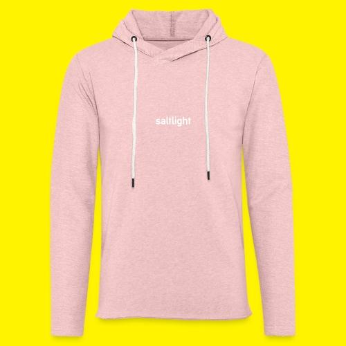 saltlight // WHITE - Light Unisex Sweatshirt Hoodie