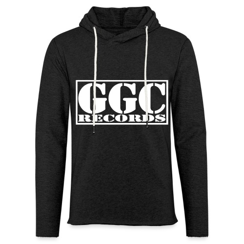 GGC-Records Label-Stempel - Leichtes Kapuzensweatshirt Unisex