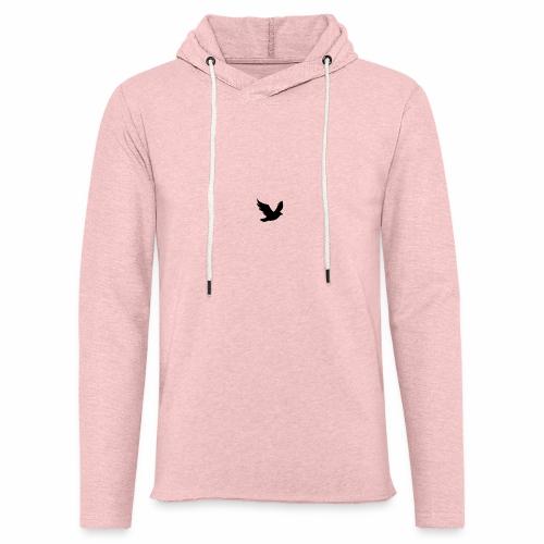 THE BIRD - Light Unisex Sweatshirt Hoodie