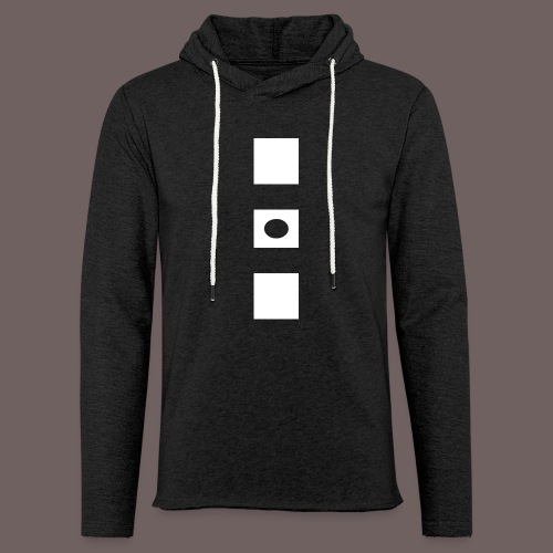 GBIGBO zjebeezjeboo - Rock - Blocs 3 - Sweat-shirt à capuche léger unisexe