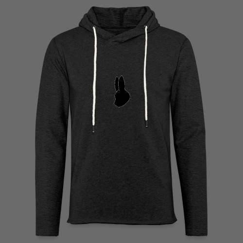 Rabbit - Sweat-shirt à capuche léger unisexe